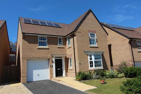 4 bedroom detached house for sale - Membury Cresent