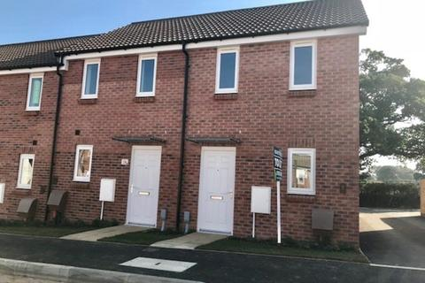 2 bedroom end of terrace house to rent - Luccombe Oak, Cranbrook