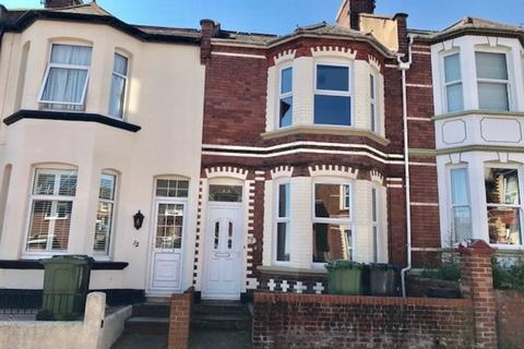 5 bedroom terraced house to rent - Manston Road Exeter EX1