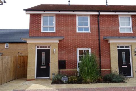 2 bedroom house to rent - Bartlett Drive, Hempsted, Peterborough, PE2 9FN