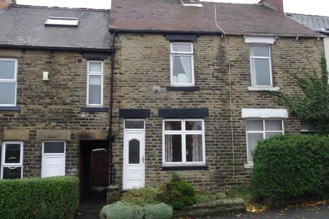 2 bedroom terraced house to rent - Mulehouse Road, Crookes, Sheffield, S10