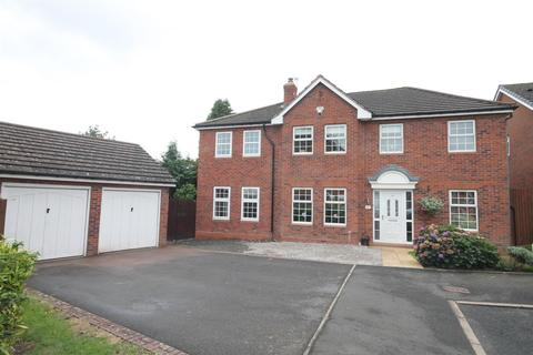 5 bedroom detached house for sale - St. Francis Avenue, Solihull