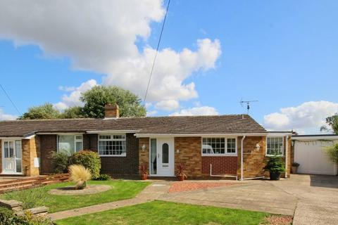 2 bedroom semi-detached bungalow for sale - Wolfe Close, Cottingham, HU16