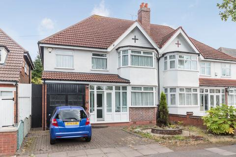 4 bedroom semi-detached house for sale - Shirley Road, Hall Green