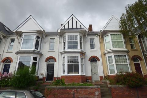 5 bedroom terraced house for sale - Beechwood Road, Uplands, Swansea, SA2