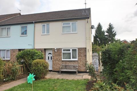 3 bedroom townhouse for sale - Knightsbridge Road, Glen Parva, Leicester