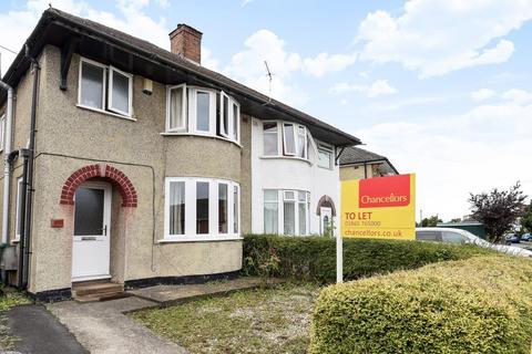 3 bedroom house to rent - Derwent Avenue, Marston, OX3