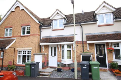 2 bedroom terraced house to rent - WEST END  QUOB FARM CLOSE  UNFURNISHED