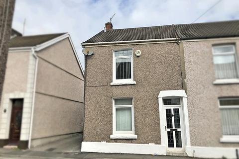 2 bedroom end of terrace house for sale - Pegler Street, Brynhyfryd, Swansea, City And County of Swansea. SA5 9JT
