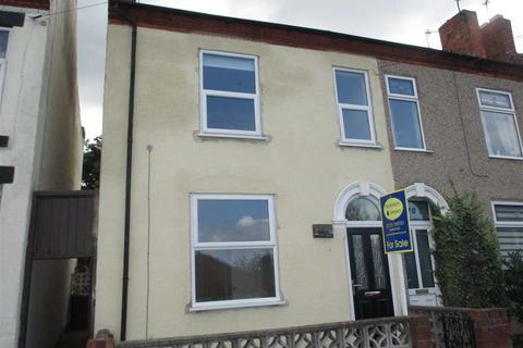 3 bedroom semi-detached house for sale - Walker Street, Eastwood, Nottingham