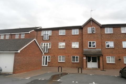 2 bedroom flat for sale - Navigation Drive, Glen Parva, Leicester, LE2