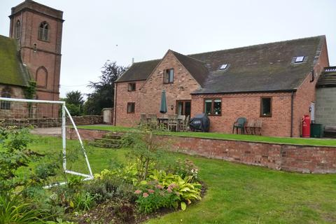 4 bedroom barn conversion to rent - Swallow Barn, Church Lane, Norbury