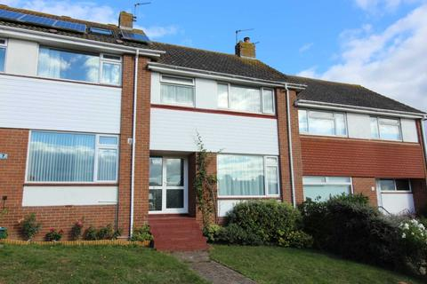 3 bedroom terraced house for sale - Vernon Road, Exmouth