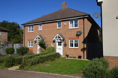 3 bedroom semi-detached house for sale - Charters Close, Four Marks, Alton, Hampshire