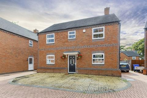 4 bedroom detached house for sale - Bank House Gardens, Stoke on Trent, Staffordshire