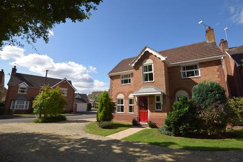 4 bedroom detached house for sale - Willoughby Drive, Solihull, B91 3GB