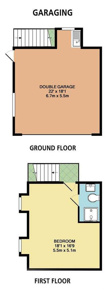 Floorplan 3 of 7: Garaging