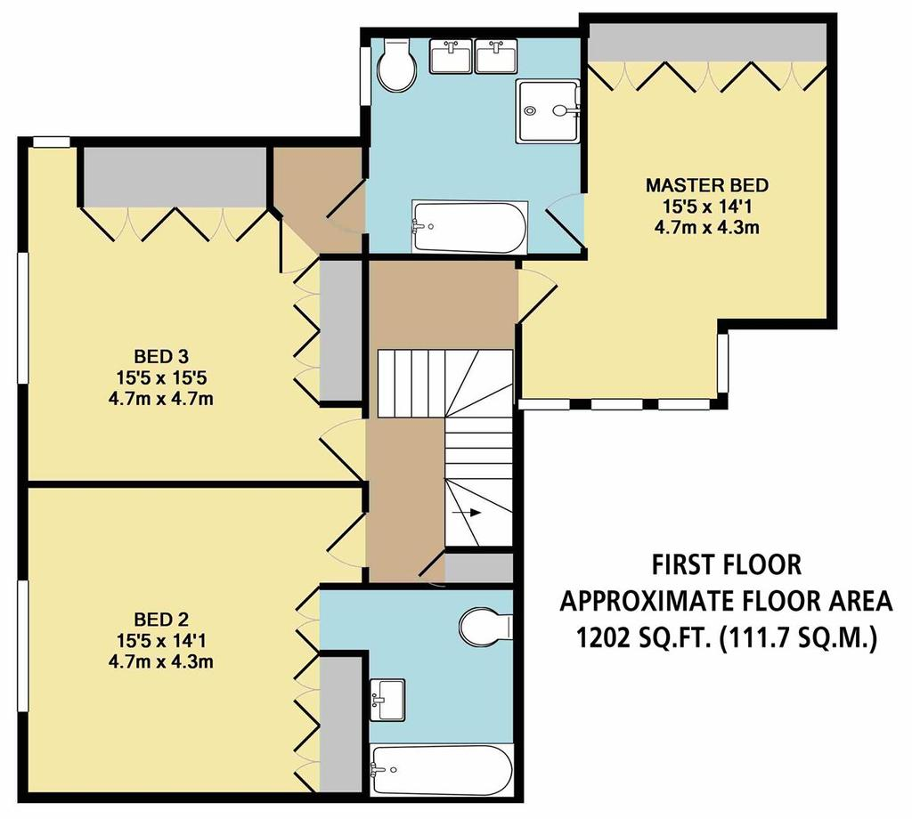 Floorplan 6 of 7: First Floor