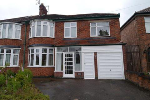 4 bedroom semi-detached house to rent - St Annes Drive, Aylestone, LE2 8HT