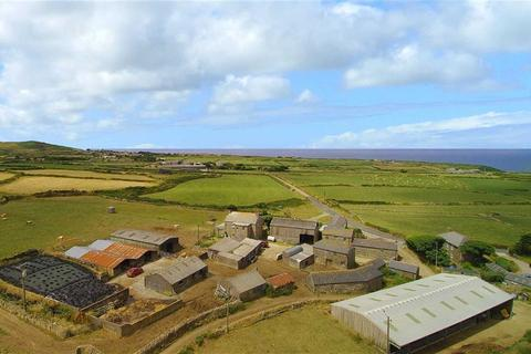 5 bedroom property with land for sale - Pendeen, Penzance, Cornwall, TR19