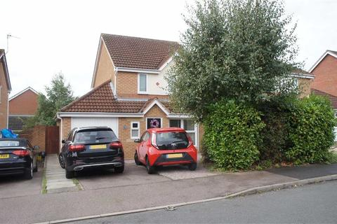 3 bedroom detached house for sale - Darien Way, Leicester