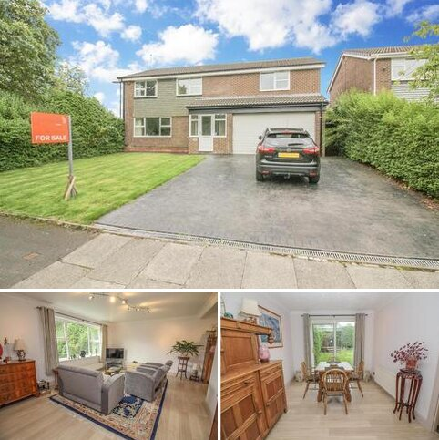 5 bedroom detached house for sale - Wilmington Close, Newcastle Upon Tyne