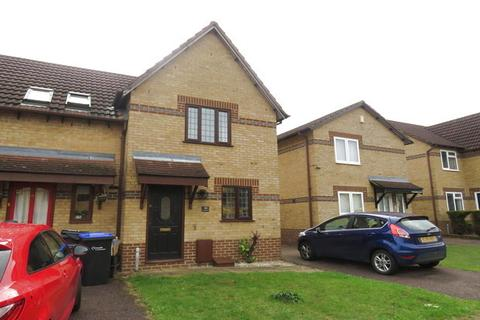 2 bedroom end of terrace house for sale - Rochelle Way, Duston, NN5