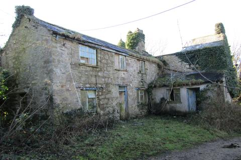 5 bedroom country house for sale - Period House & Barns for Renovation Trebarvah Woon, Constantine, Falmouth TR11