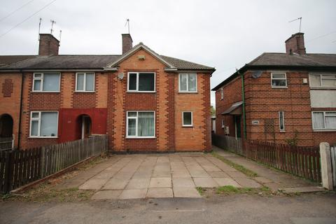 3 bedroom townhouse to rent - Victoria Road East, Leicester, LE5