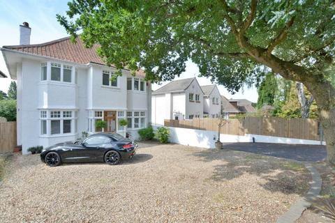 4 bedroom detached house for sale - Danecourt Road, Ashley Cross, Poole, BH14 0PQ