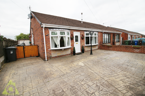 2 bedroom semi-detached bungalow for sale - West Lake Grove, Hindley Green, WN2