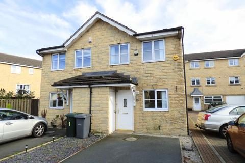 2 bedroom semi-detached house to rent - 3 Yeoman Court, Clayton Heights BD6 3WZ