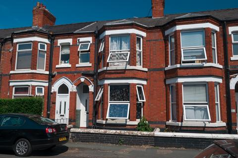 3 bedroom terraced house for sale - Walthall Street, Crewe CW2