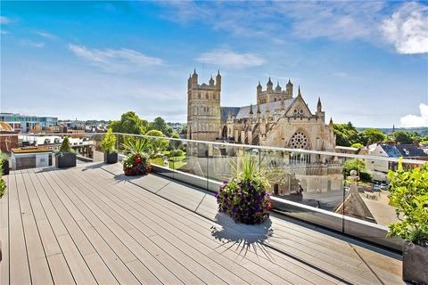 3 bedroom penthouse for sale - Cathedral View, Flat 7, 24 Cathedral Yard, Exeter, Devon, EX1
