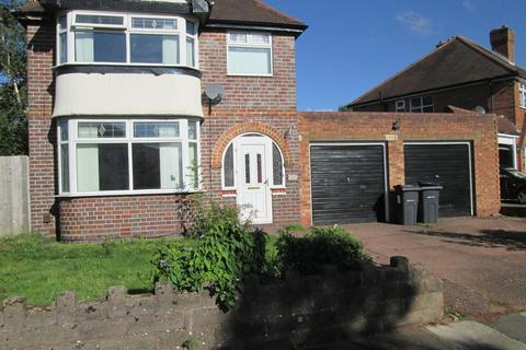 3 bedroom detached house to rent - Stonor Road, Hall Green
