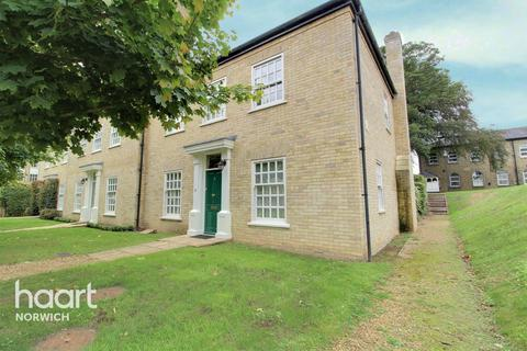 4 bedroom end of terrace house for sale - St Andrews Park, Norwich