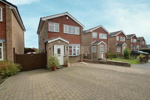 3 bedroom detached house for sale - Leawood Place, Stannington