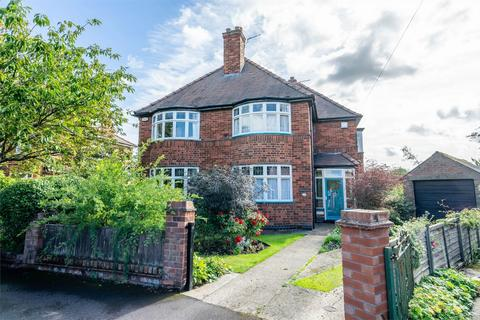 3 bedroom semi-detached house for sale - Trentholme Drive, YORK