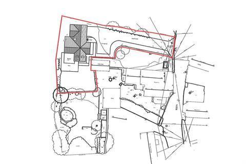 Plot for sale - Tregonetha, Nr. St Columb Major, Cornwall, TR9