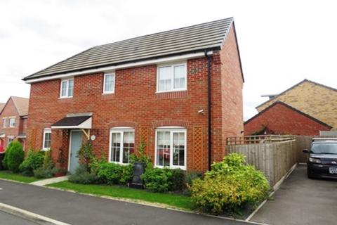 3 bedroom detached house for sale - Damselfly Road, Northampton, NN4