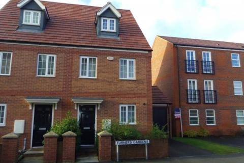 3 bedroom semi-detached house to rent - Turners Gardens, Wootton, Northampton