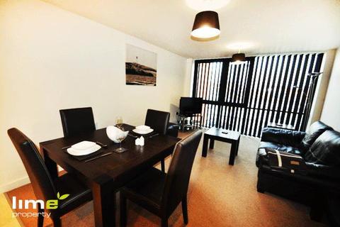 1 bedroom apartment to rent - Freedom Quay, Railway Street, Hull Marina, HU1 2BE