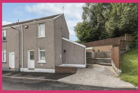 2 bedroom end of terrace house for sale - Nixon Terrace, Swansea