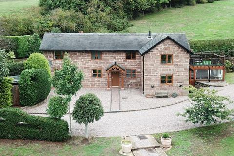 3 bedroom detached house for sale - Blore Pipe Cottage, Langott Lane, Eccleshall, Staffordshire. ST21 6PR