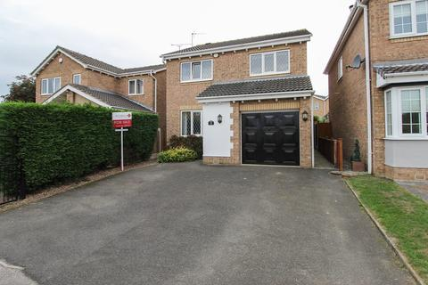 4 bedroom detached house for sale - Willingham Close, Sothall