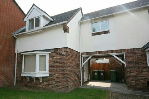 2 bedroom house to rent - Chantry Meadow, Exeter