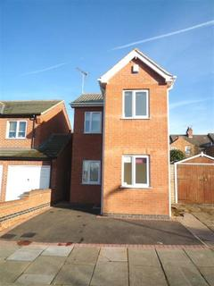 2 bedroom detached house to rent - Hampshire Road, Leicester, LE2