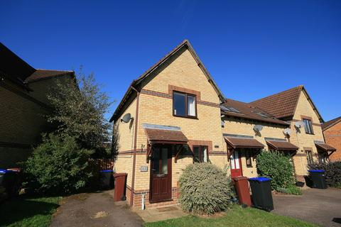 2 bedroom end of terrace house for sale - Rochelle Way, Northampton, NN5