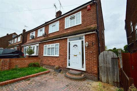 3 bedroom semi-detached house for sale - Osney Way, Gravesend