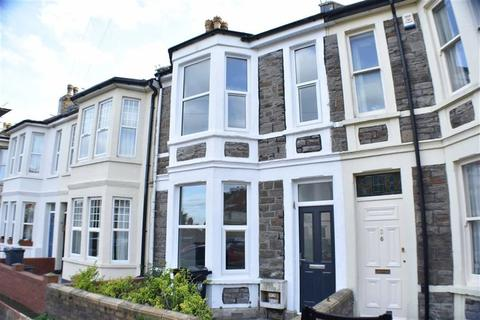 3 bedroom terraced house to rent - Leighton Road, Knowle, Bristol